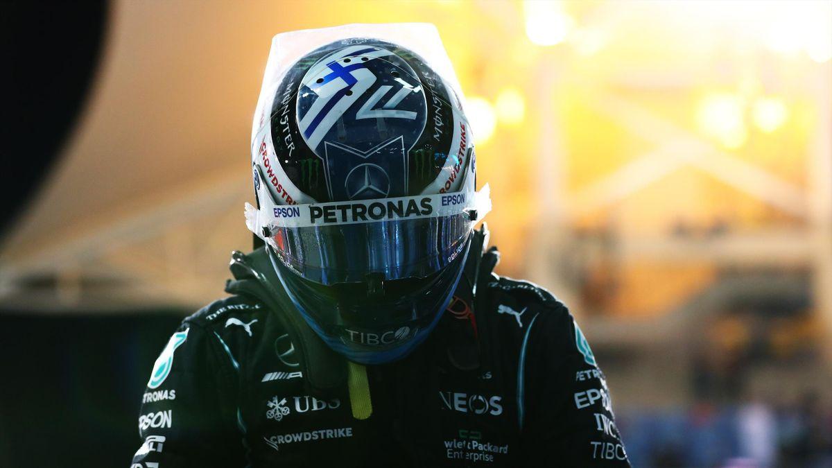 Valtteri Bottas, finnischer Formel-1-Pilot bei Mercedes