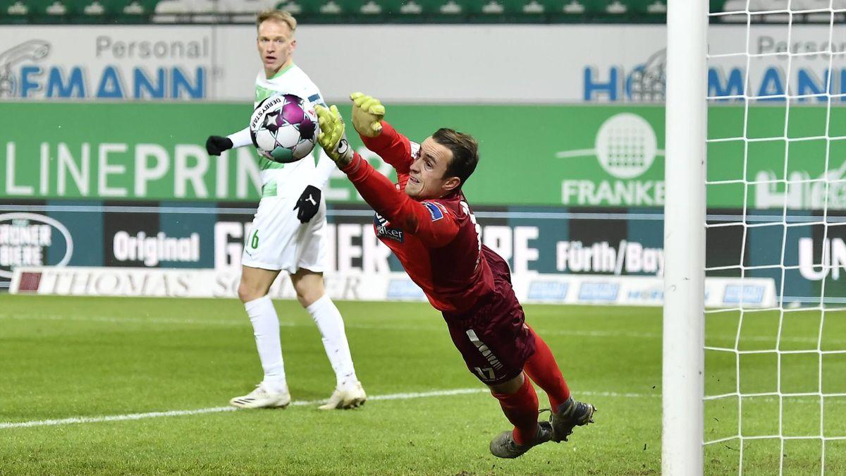 Greuther Fürth - SC Paderborn