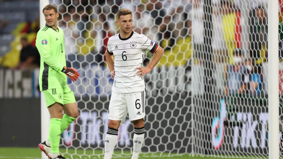 Manuel Neuer (links) und Joshua Kimmich - Deutschland