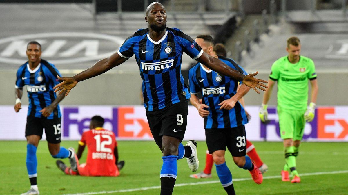 Romelu Lukaku, atacantul lui Inter