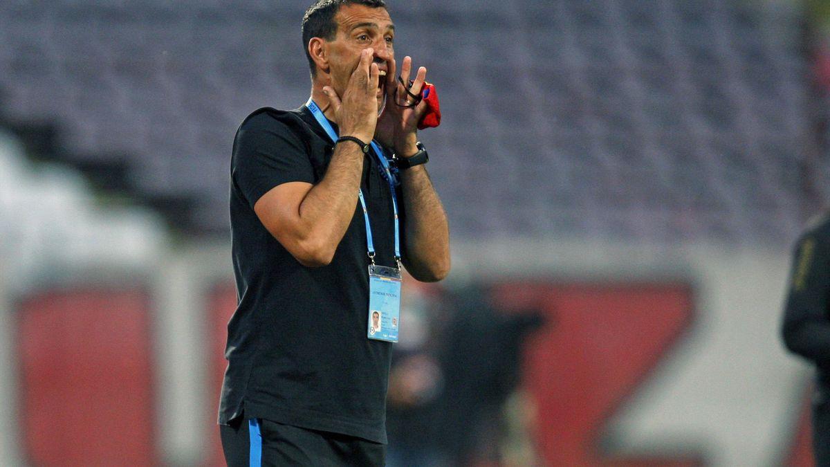 Bogdan Vintilă nu va mai fi antrenorul FCSB-ului