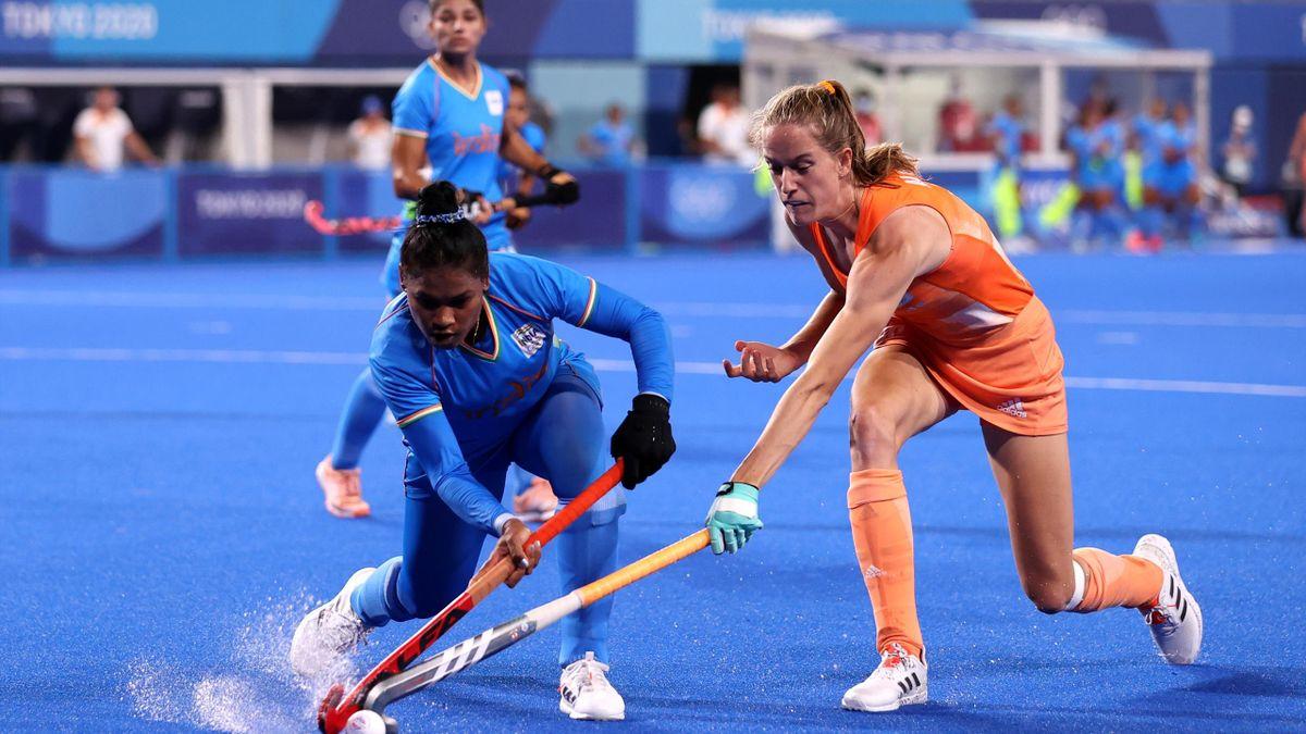 Tokyo 2020 | Hockey samenvatting Nederland - India