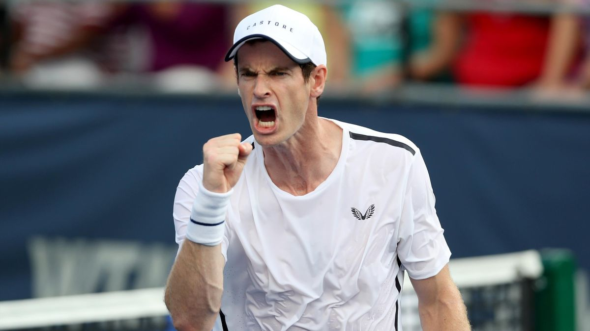 Tennis News Andy Murray Hopes To Be Fit Enough By Next Year To Play Roger Federer Rafael Nadal Eurosport
