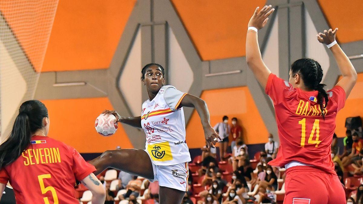 La selección española de balonmano femenino