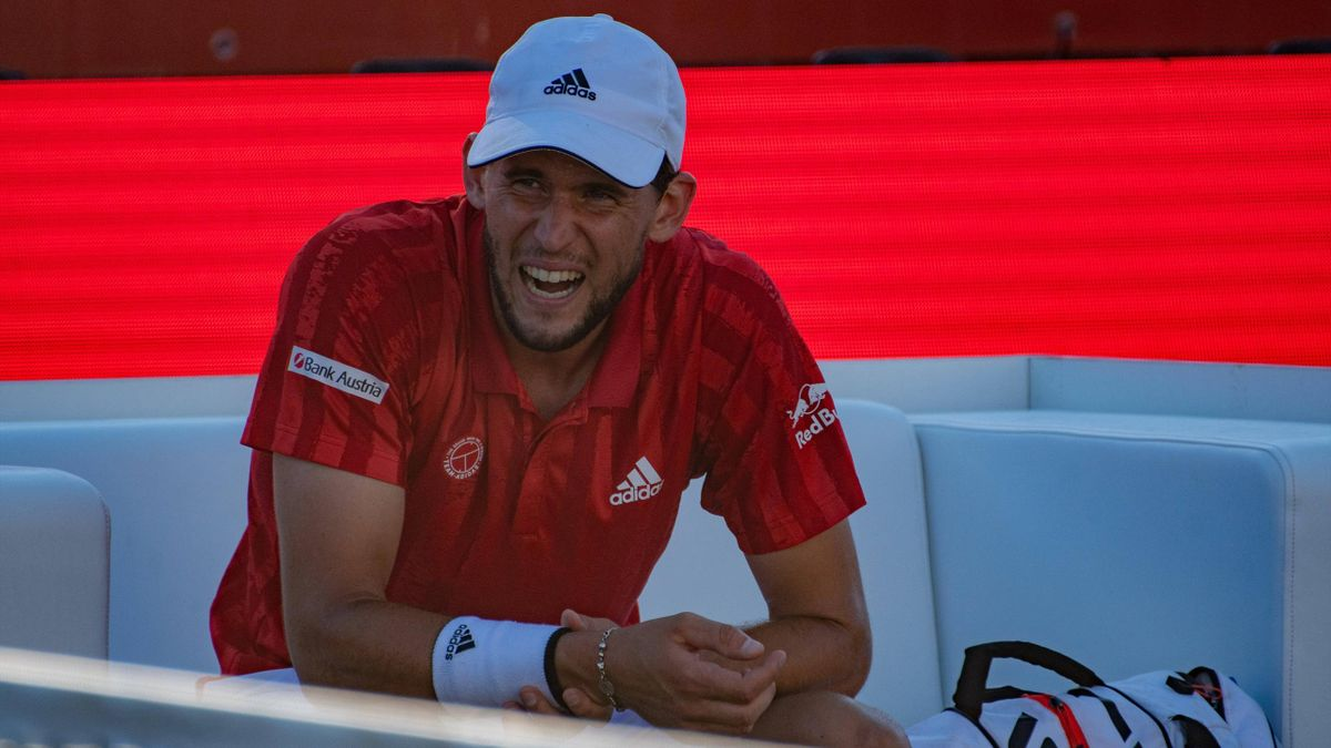 Wird bei Wimbledon nicht aufschlagen: Dominic Thiem