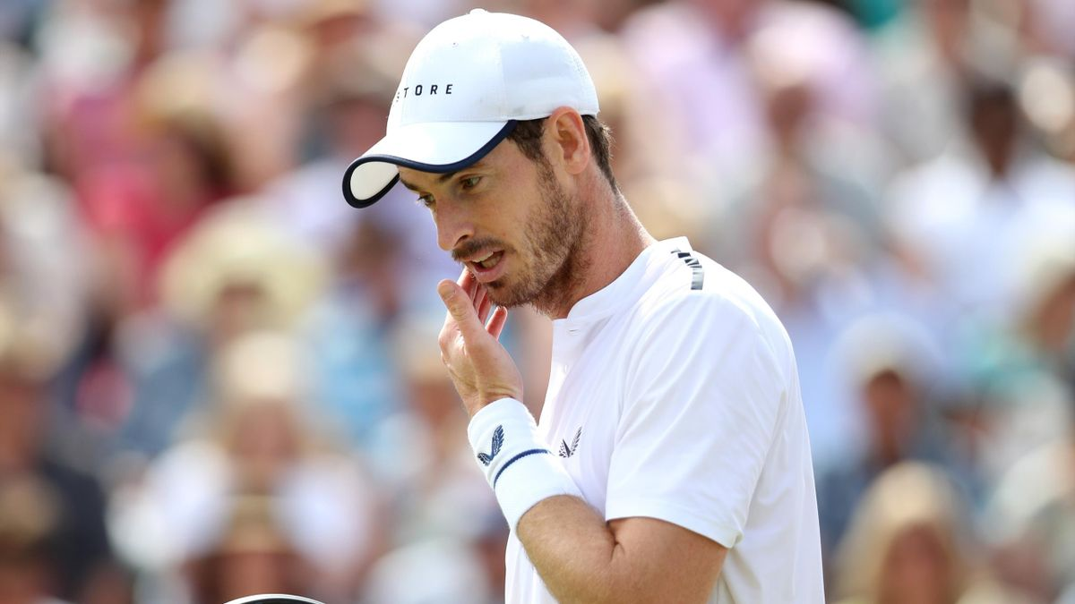 Andy Murray is hoping he could be back playing singles before the US Open