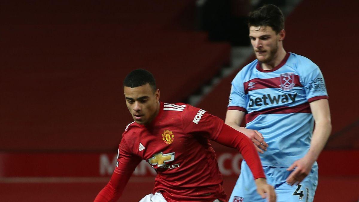 Mason Greenwood «Manchester United»