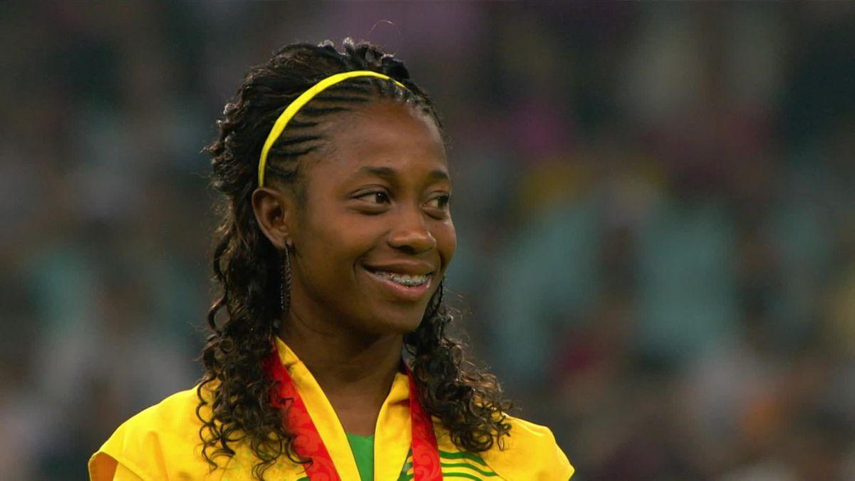 Olympische Spelen | De carriere van Shelly-Ann Fraser-Pryce