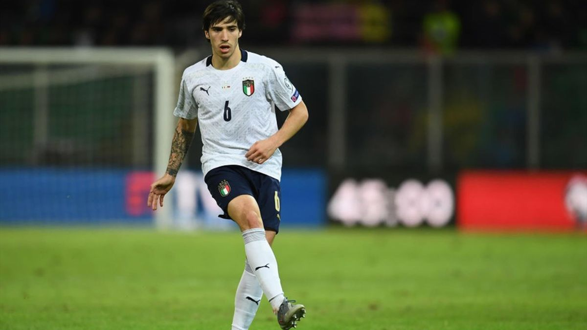 Sandro Tonali, Under 21