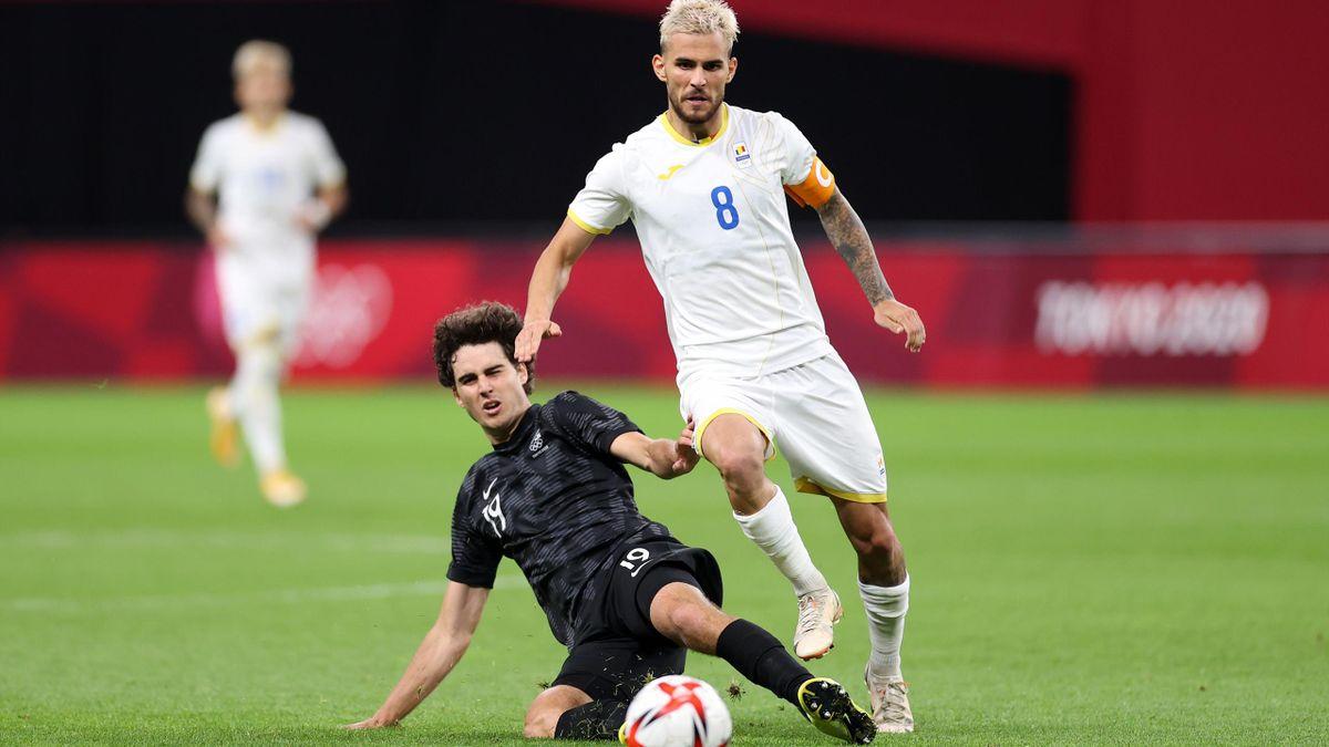 România - Noua Zeelandă (Jocurile Olimpice)