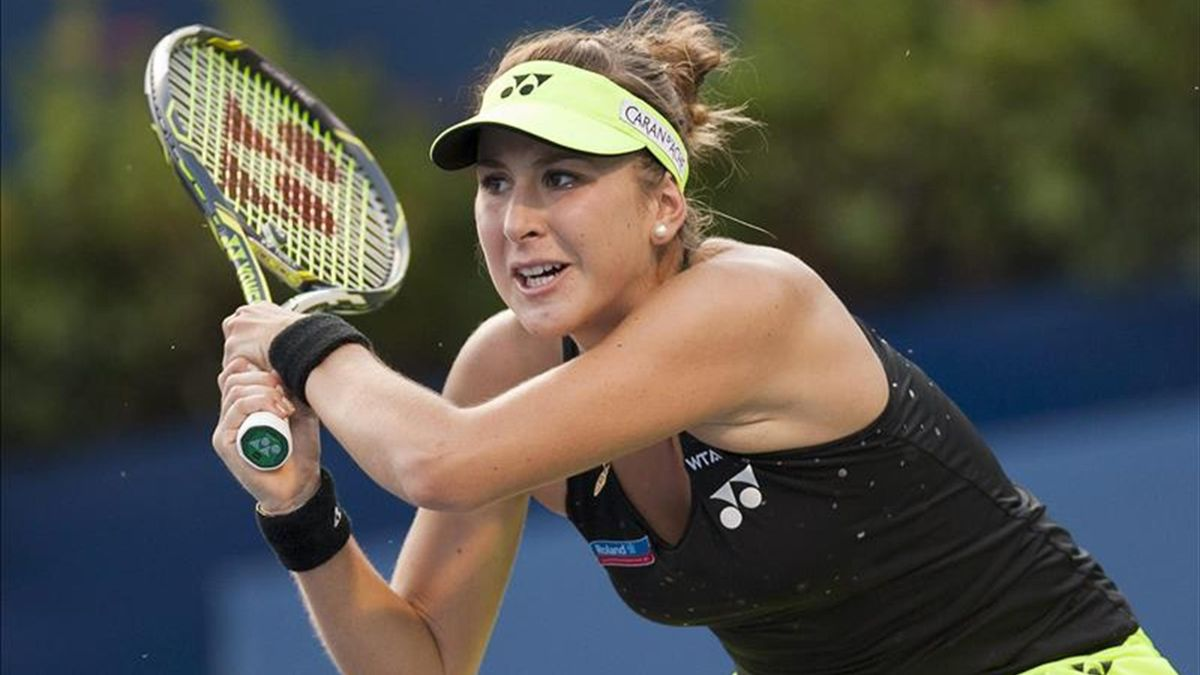 Belinda Bencic, campeona del torneo de Toronto