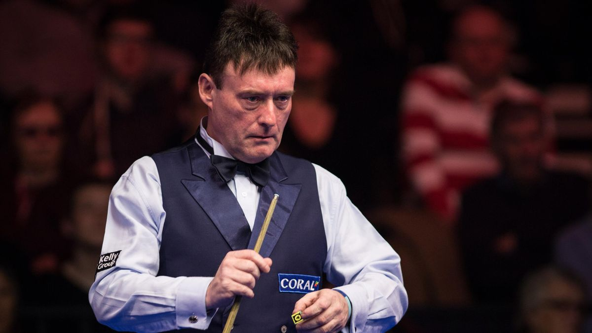 Jimmy White in action.