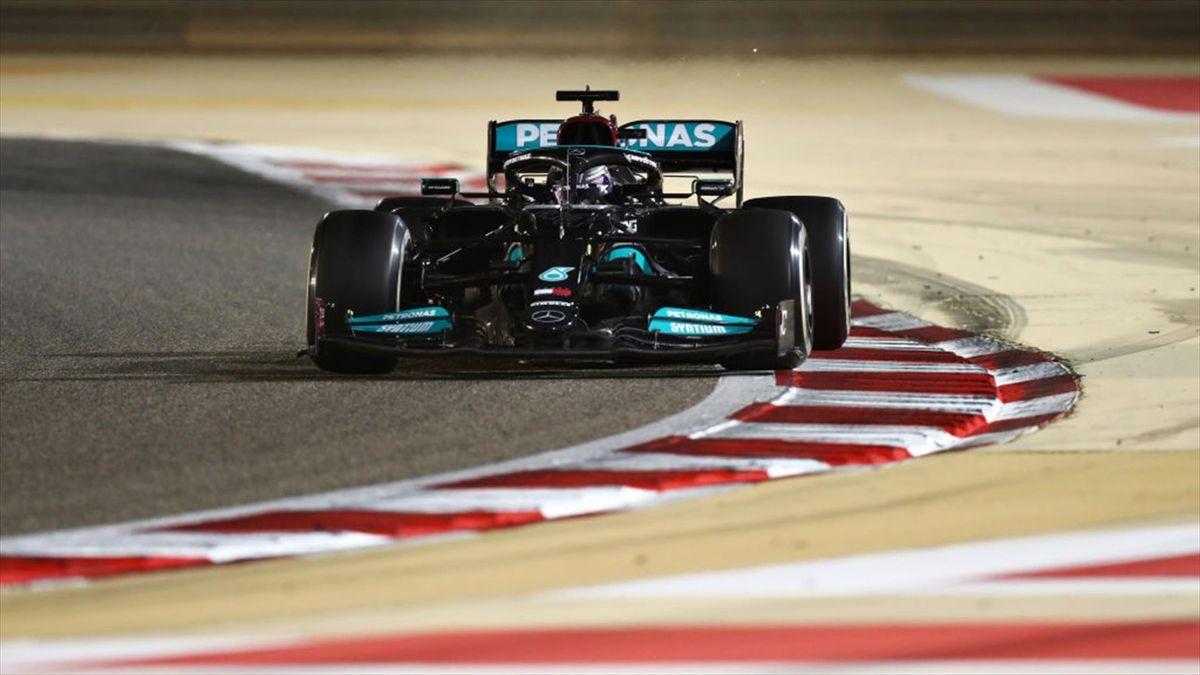 Lewis Hamilton (Mercedes) - GP of Bahrain 2021