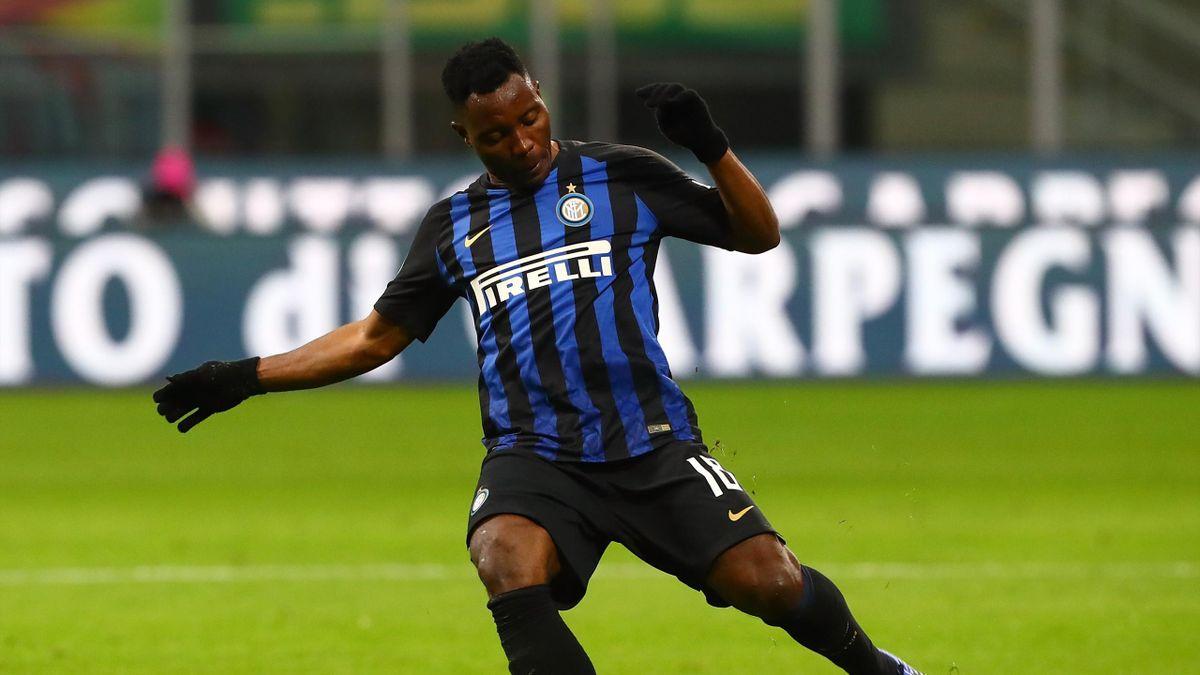 Kwadwo Asamoah (Inter Mailand)
