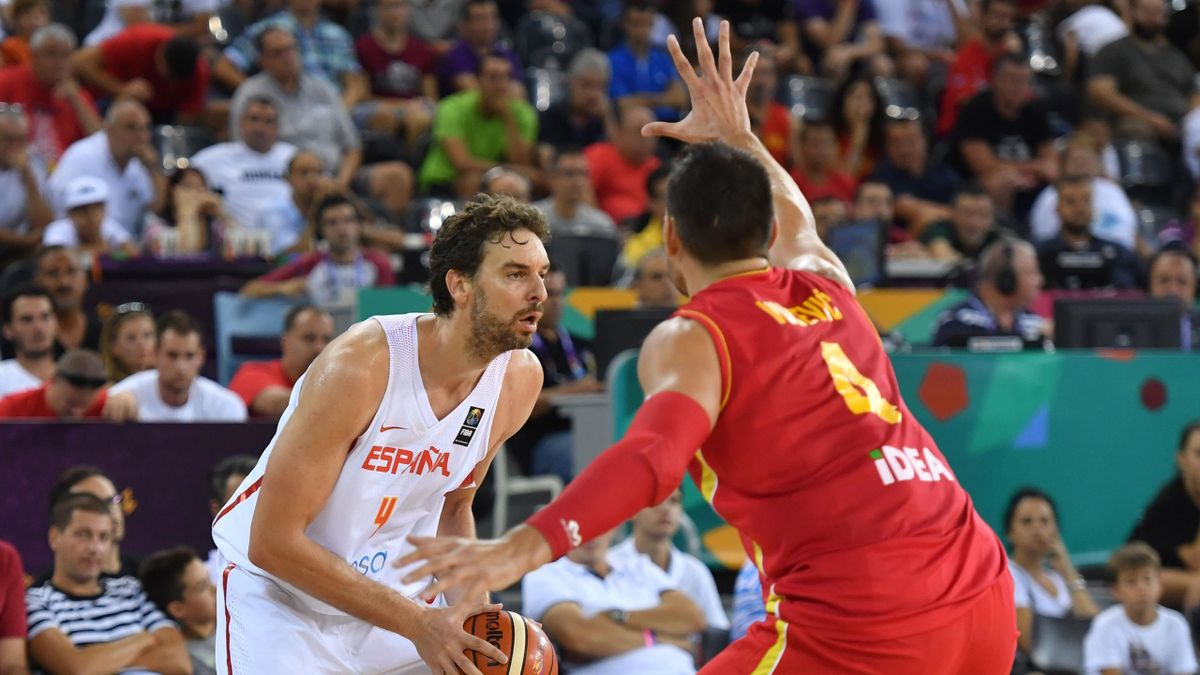 Pau Gasol - Eurobasket 2017