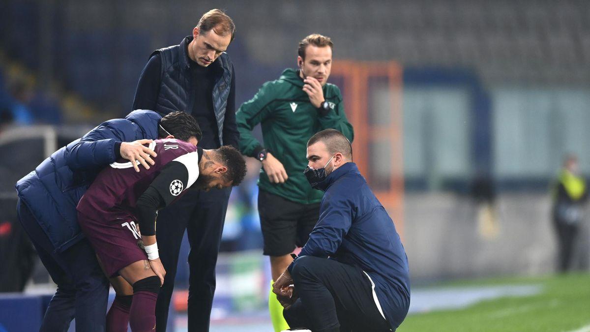 Neymar verletzt sich gegen Istanbul