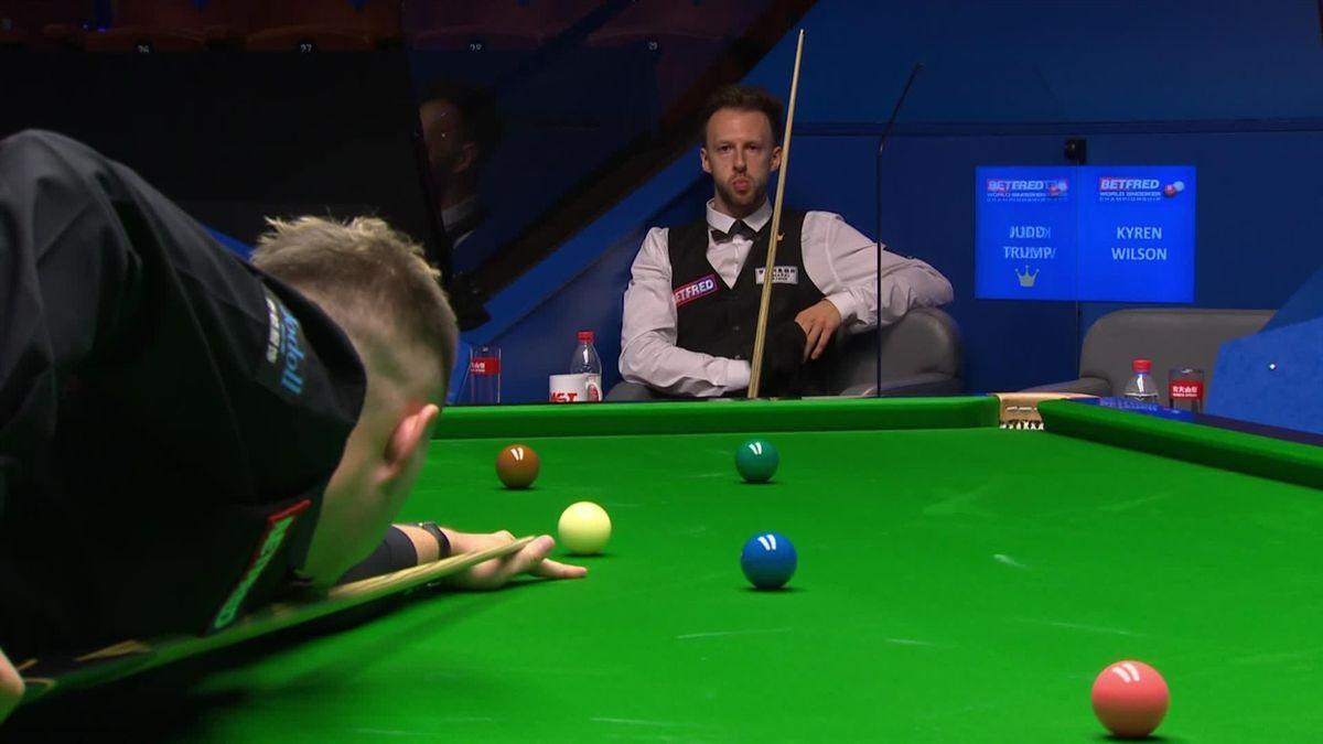 Judd Trump a fost eliminat de Kyren Wilson de la Campionatul Mondial de Snooker, scor 13-9