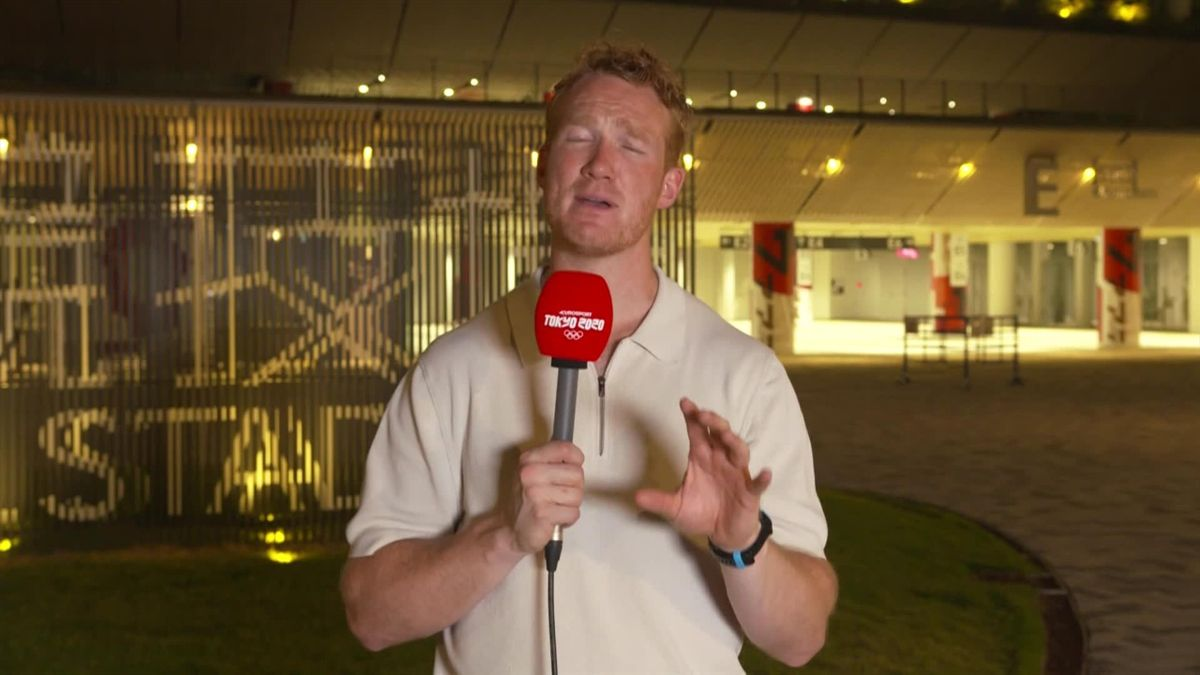 'Borderline speechless' Greg Rutherford on a thrilling day of Athletics action