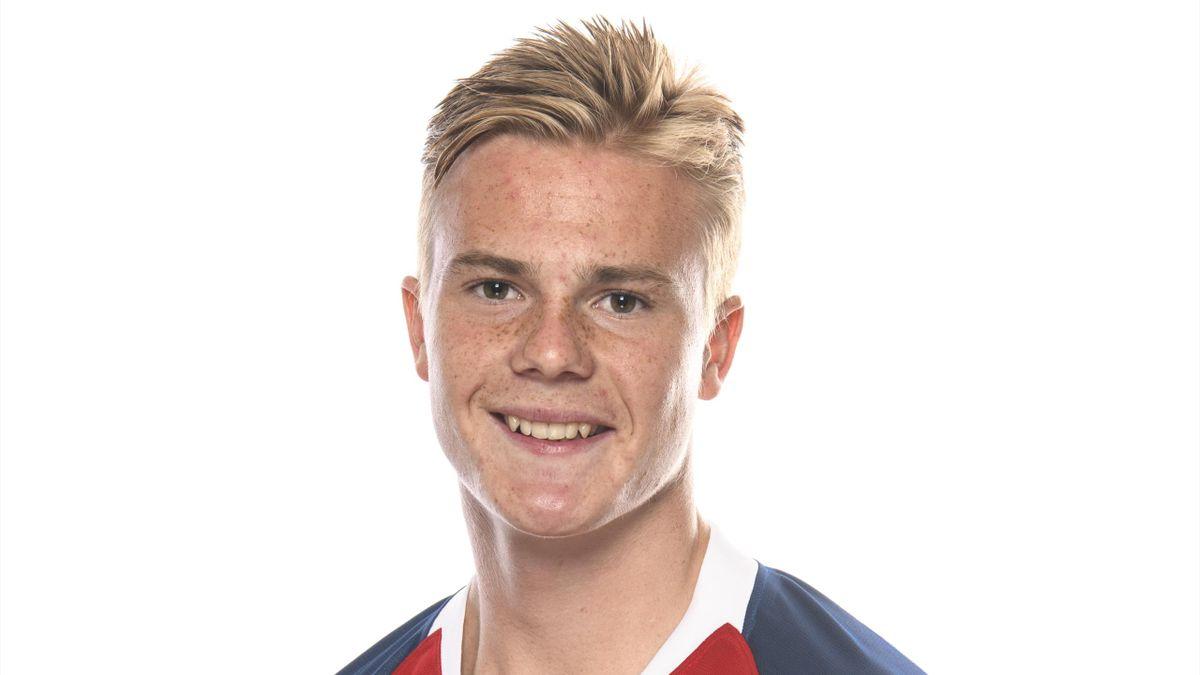 Tobias Christensen en 2018