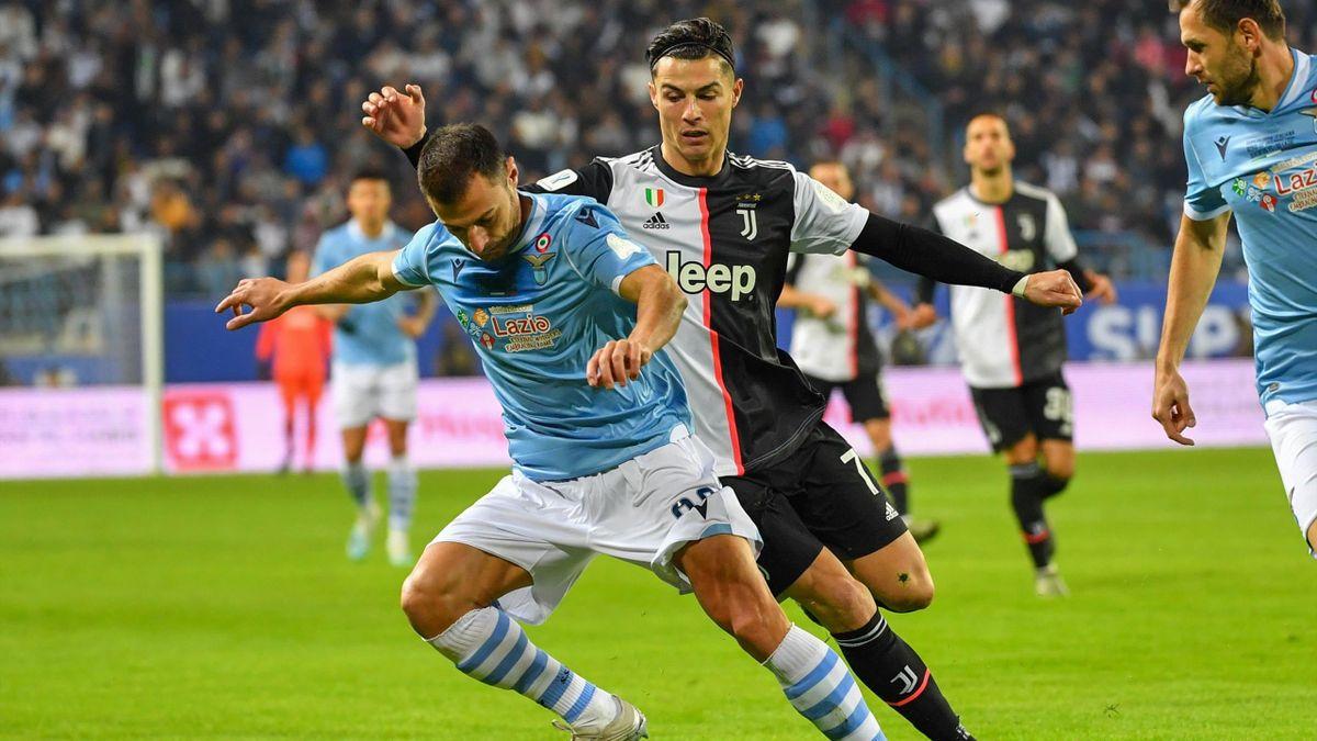Stefan Radu (Lazio) - Cristiano Ronaldo (Juventus)