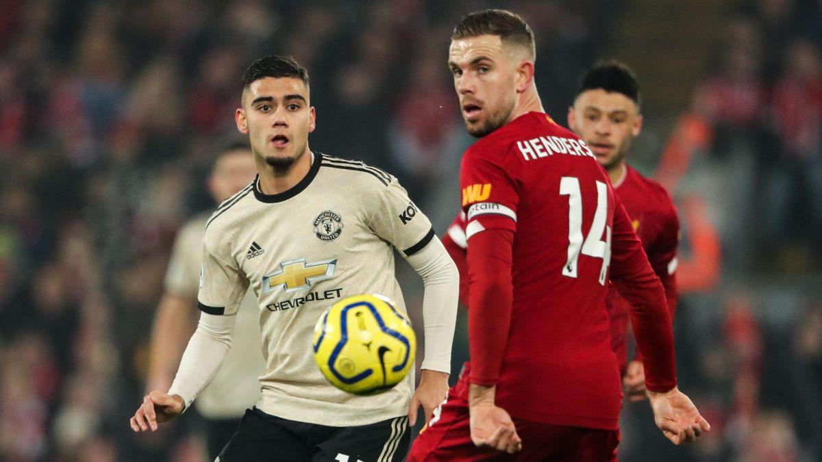 Dacă Liverpool a luat titlul, Manchester United a avut cea mai tânără echipă din Premier League