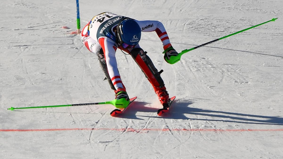 Marco Schwarz - Ski-WM Cortina