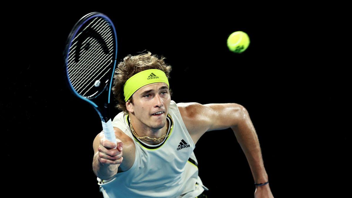 Alexander Zverev | Tennis Australian Open | ESP Player Feature