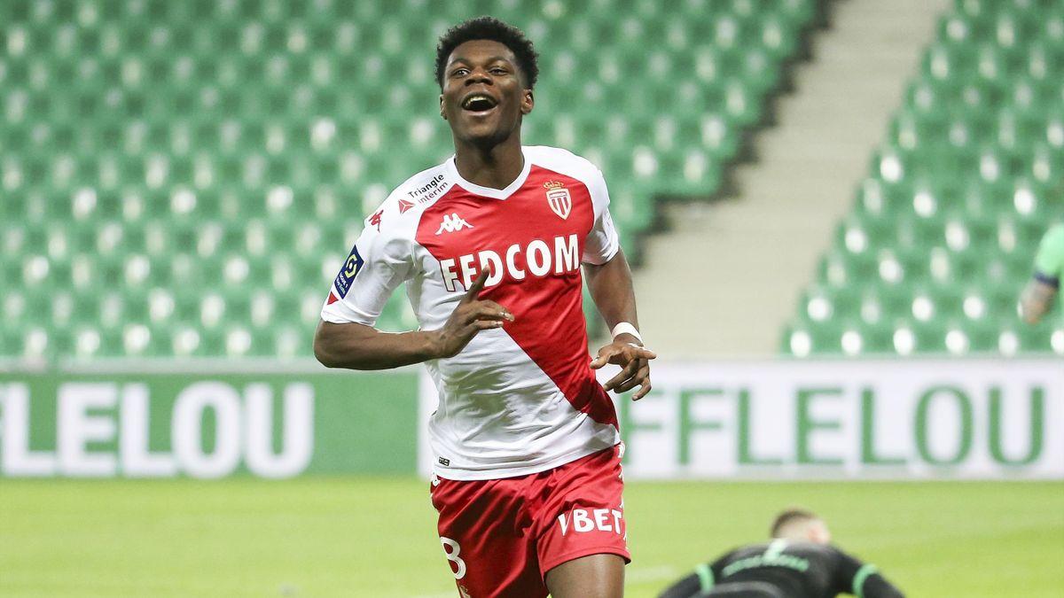Aurélien Tchouaméni (Monaco) - Ligue 1 2020-21