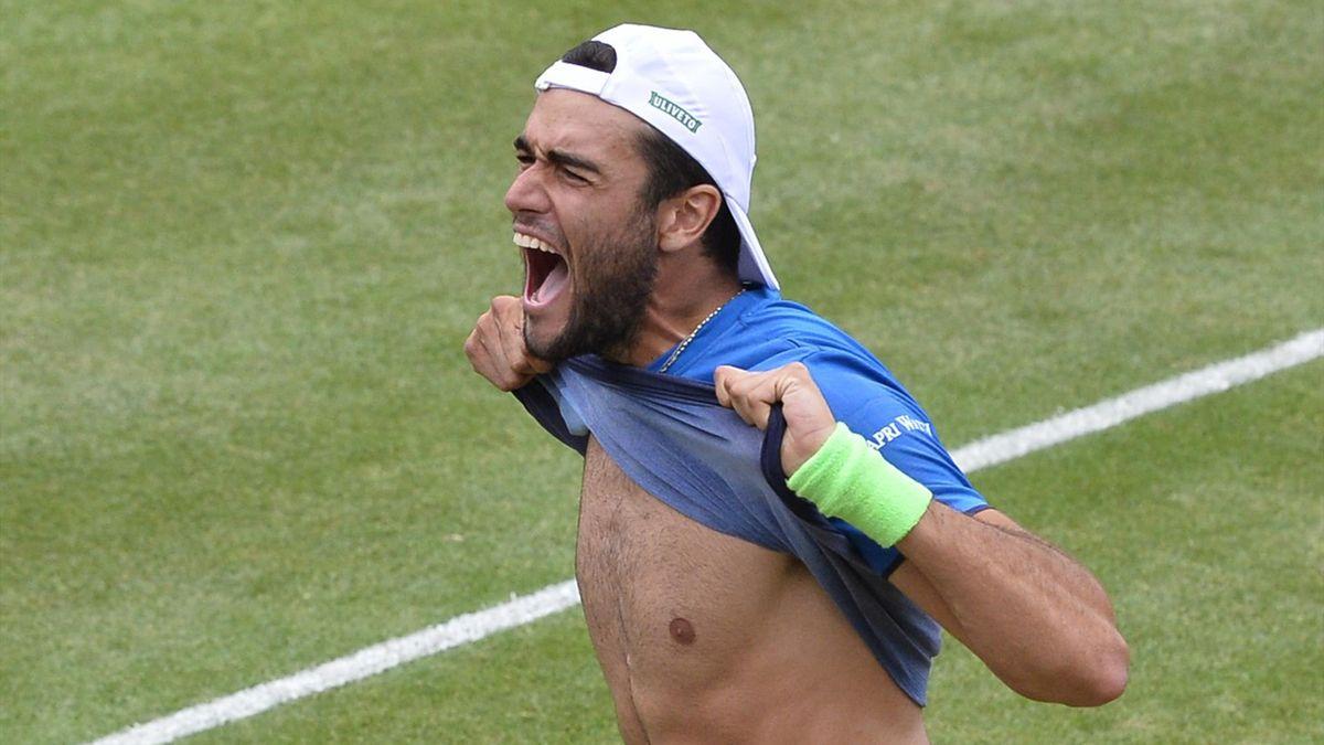 Mercedes Cup 2019: Matteo Berrettini vince il torneo ATP 250 di Stoccarda battendo Felix Auger-Aliassime 6-4, 7-6