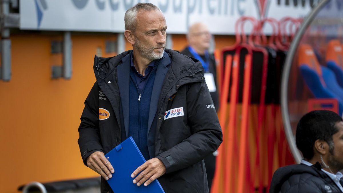 Lars Bohinen.