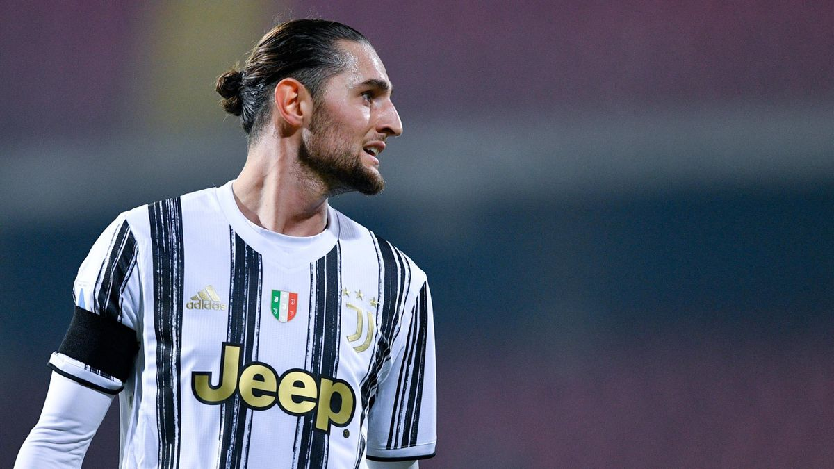 Benevento-Juventus, Serie A 2020-2021, Adrien Rabiot (Getty Images)