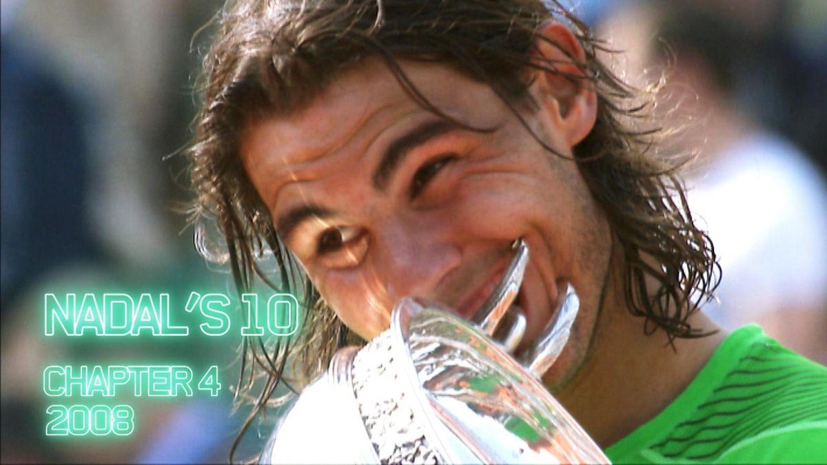 Road to Nadal : 2008