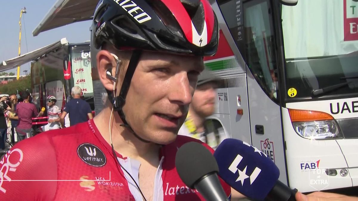 Tour de France : interview Morkov