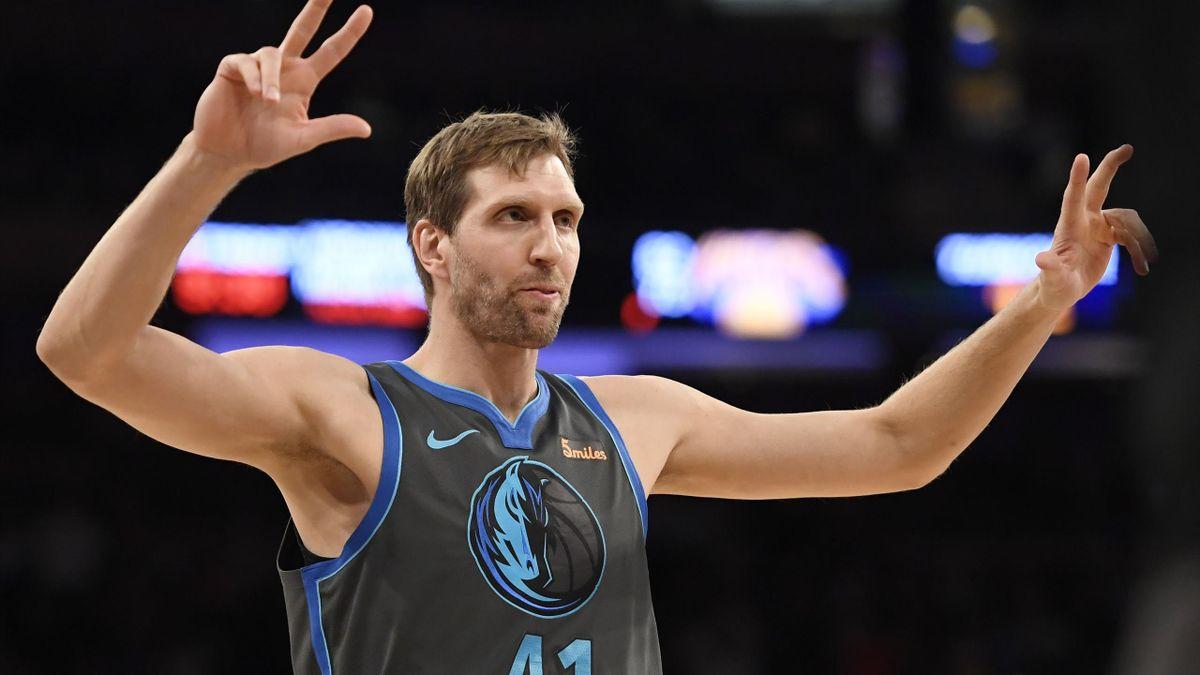 Sieg für Dirk Nowitzki und die Dallas Mavericks