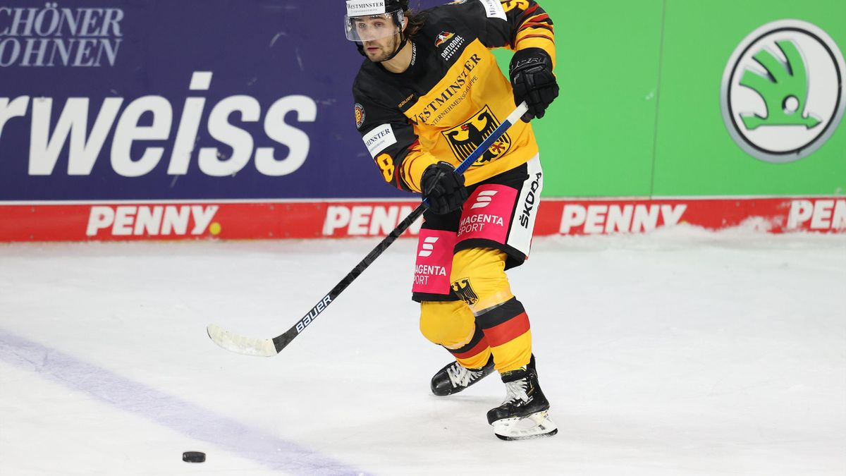 Hat das 1:0 für das DEB-Team erzielt: Markus Eisenschmid
