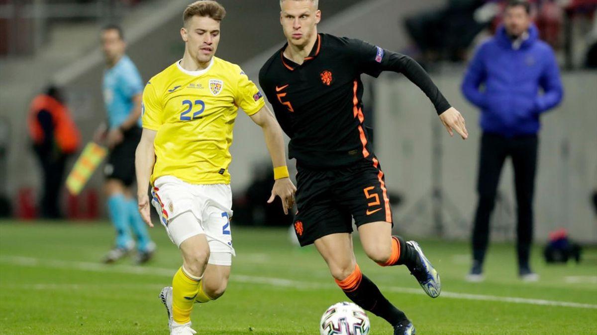 România - Olanda
