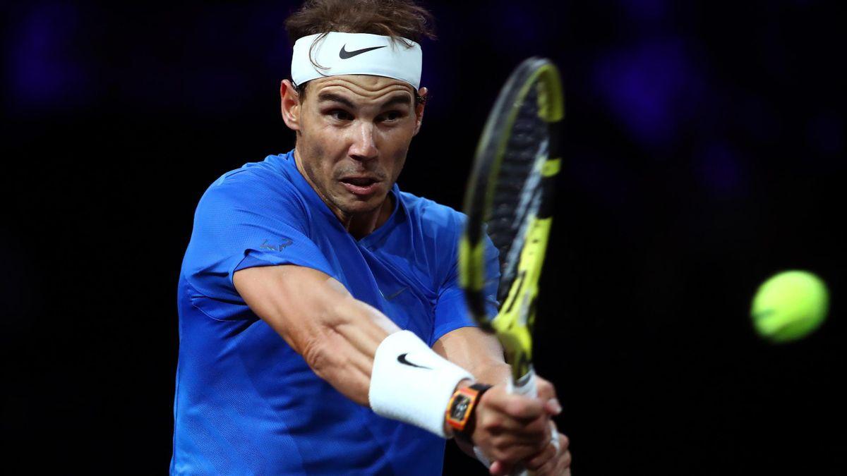 Rafael Nadal beim Laver Cup