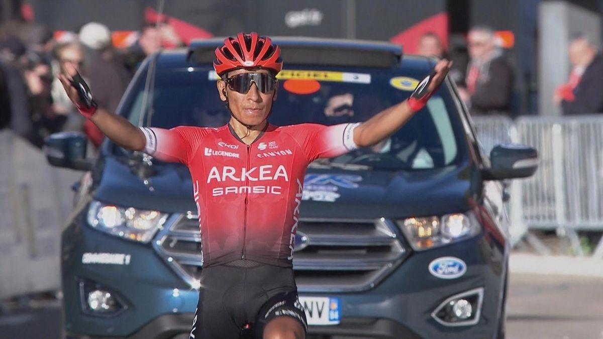 Tour de la Provence : Quintana Rojas wins stage 3 - Finish