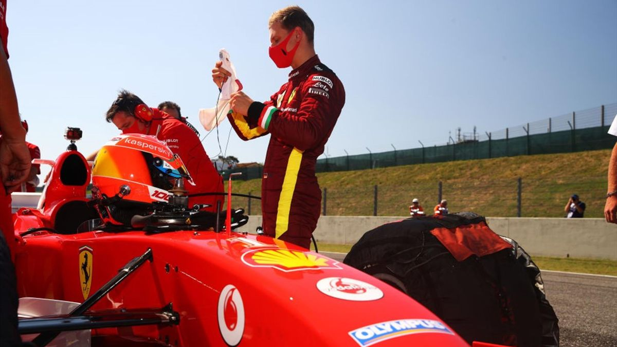 Mick Schumacher - GP Mugello - Formula 2 2020 - Getty Images