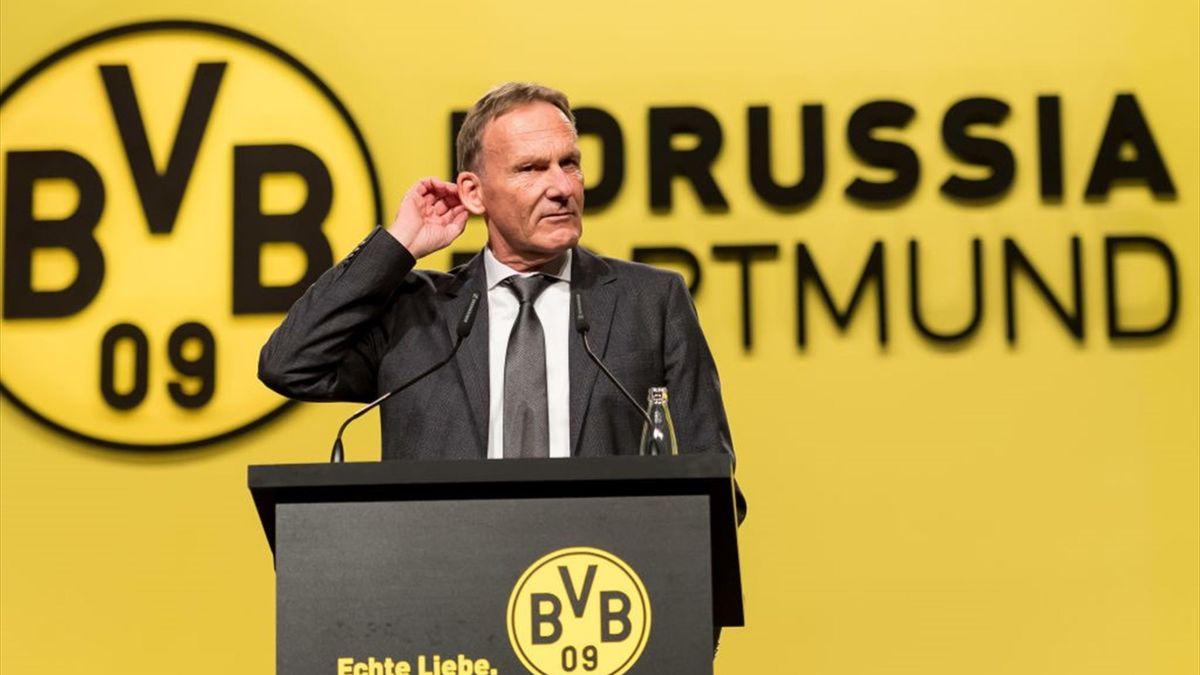 BVB-Geschäftsführer Hans-Joachim Watzke