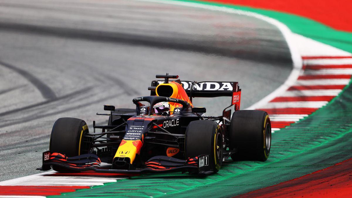 Max Verstappen beim Großen Preis von Österreich