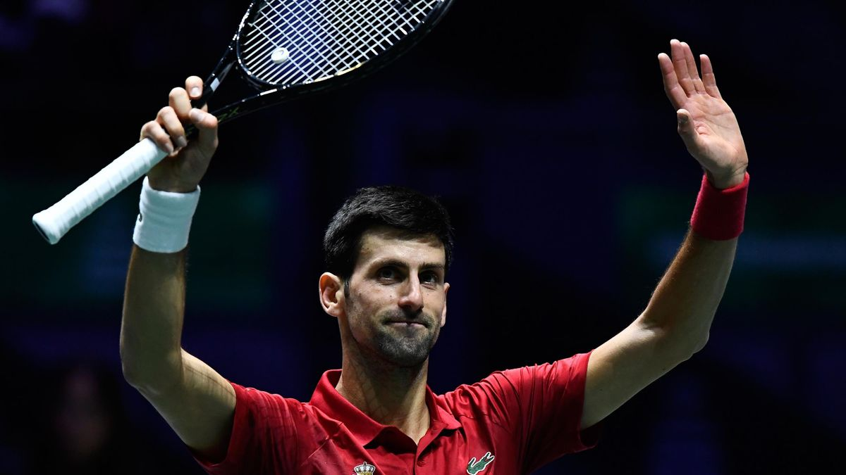 Novak Djokovic, Serbia