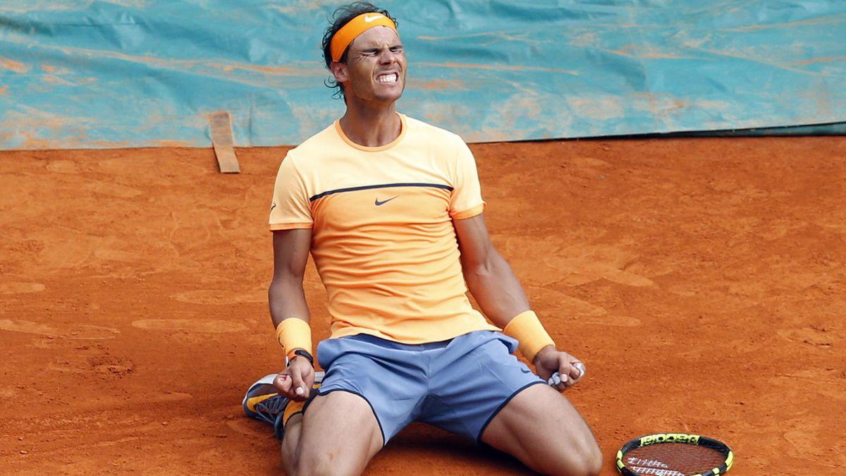 Rafael Nadal 2016-os monte-carlói győzelme