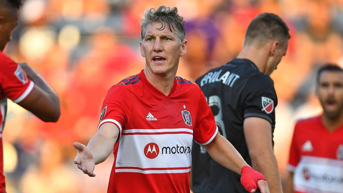 Bastian Schweinsteiger spielte von März 2017 bis Ende 2019 für Chicago Fire in der MLS
