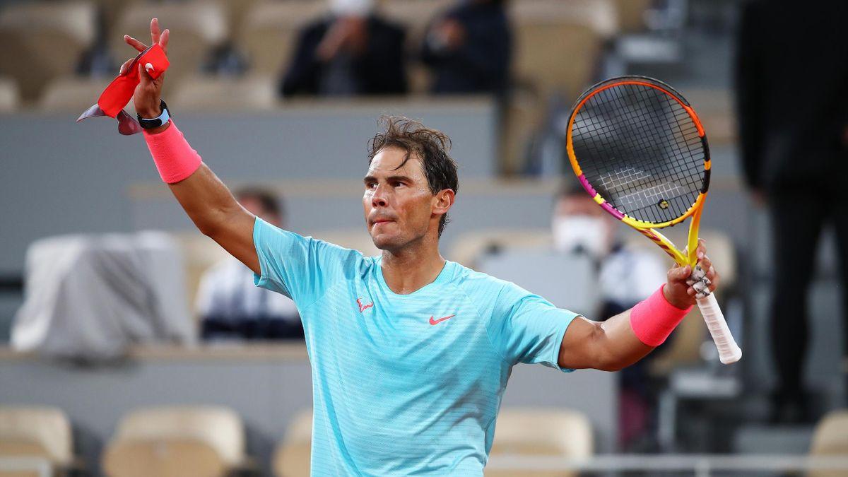 French Open 2020 Rafael Nadal Powers Past Egor Gerasimov To Begin Roland Garros Charge Eurosport