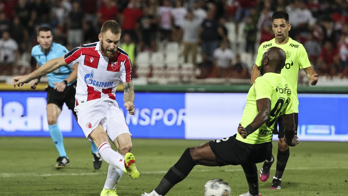 Steaua Roșie Belgrad - CFR Cluj (play-off Europa League)