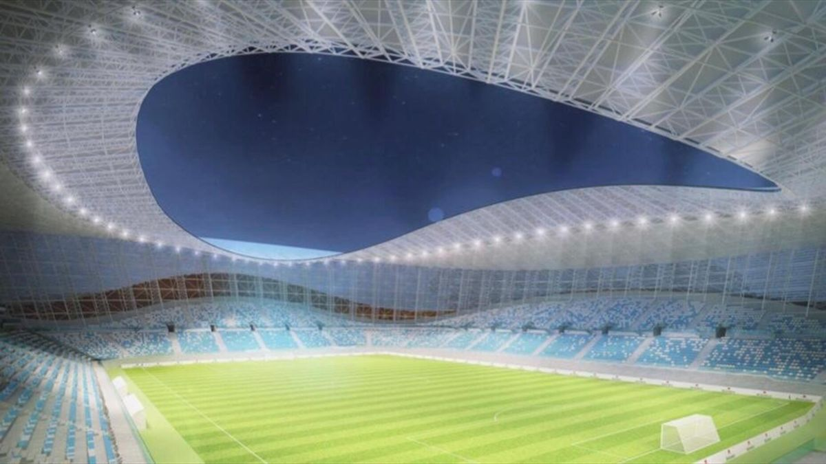 Farul va beneficia în anii următori de o arenă ultramodernă