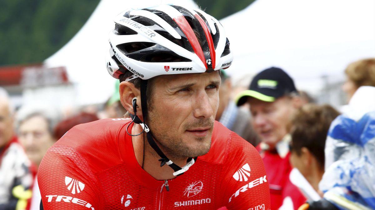 Frank Schleck Tour de Suisse