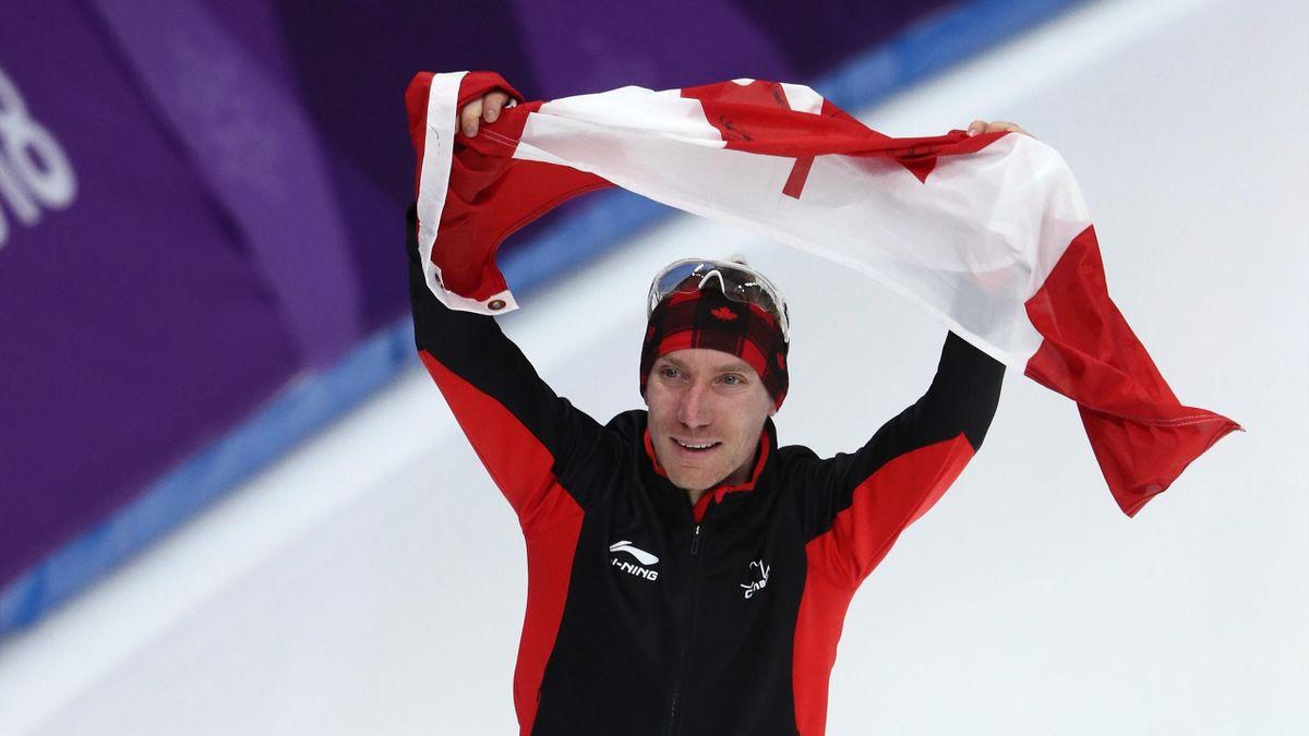 Ted-Jan Bloemen gewinnt Gold über 10.000 Meter