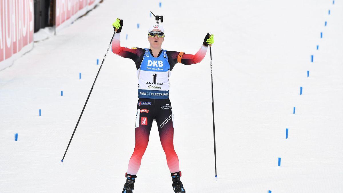 Marte Olsbu Roiseland | Biathlon | ESP Player Feature